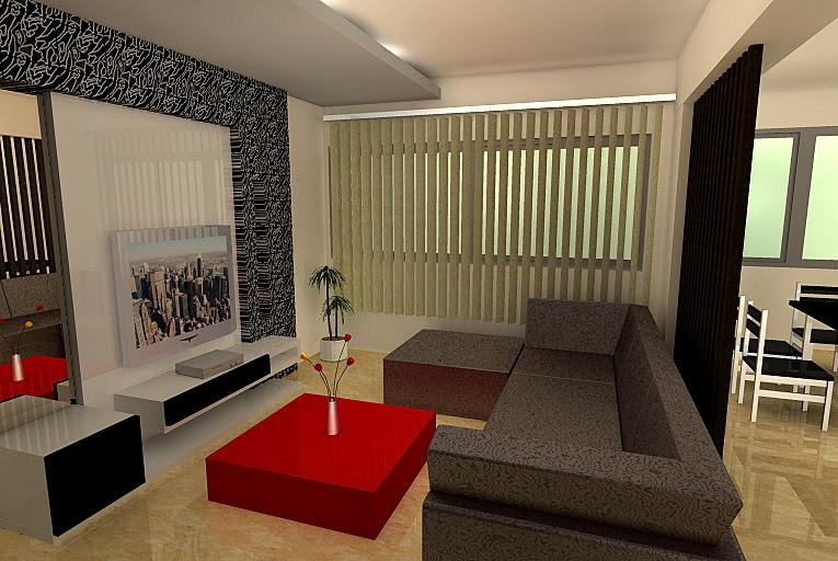 Interior Design Contemporary Theme