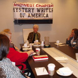 Mystery Writers of America Meeting
