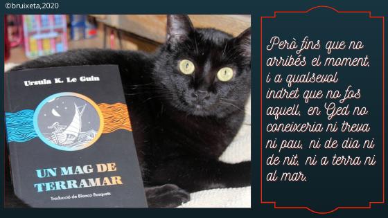 Un mag de Terramar. Ursula K. Le Guin