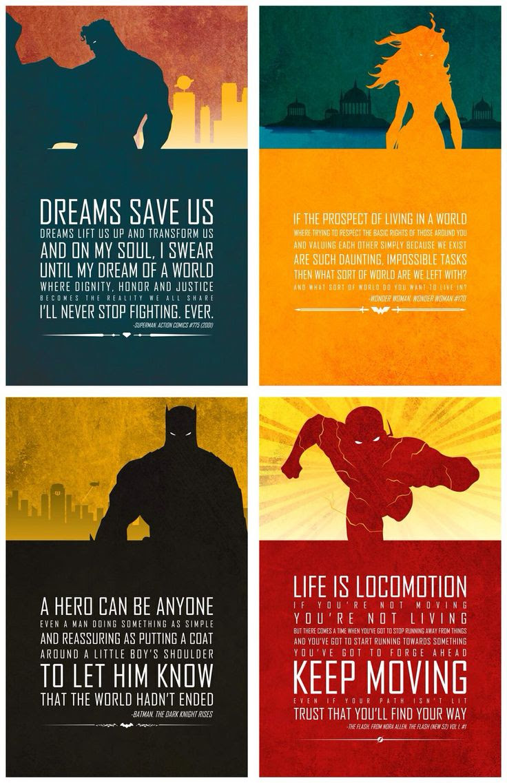 Quotes About Superhero 273 Quotes