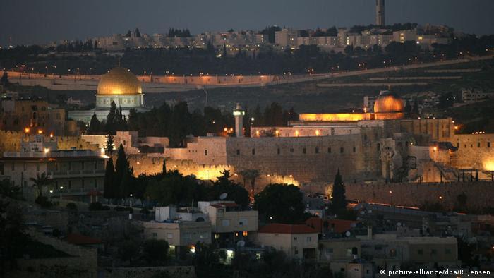 Old City in Jerusalem (picture-alliance/dpa/R. Jensen)