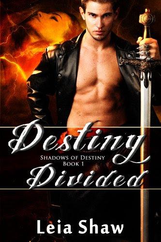 Destiny Divided (Shadows of Destiny) by Leia Shaw