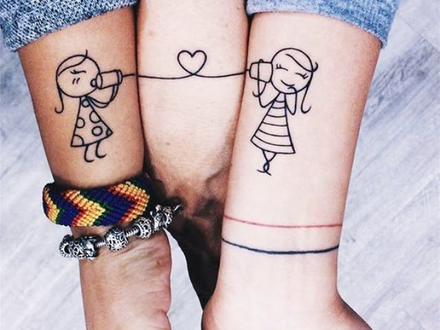 30 Meaningful Mother Daughter Tattoo Ideas