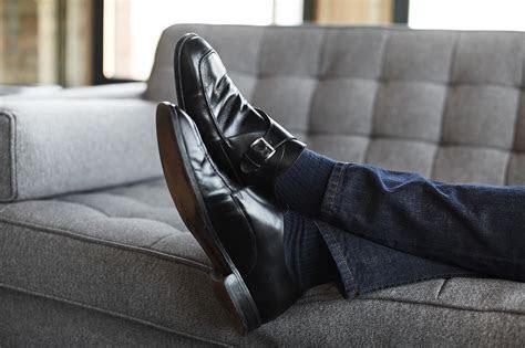 choosing leather shoes  men