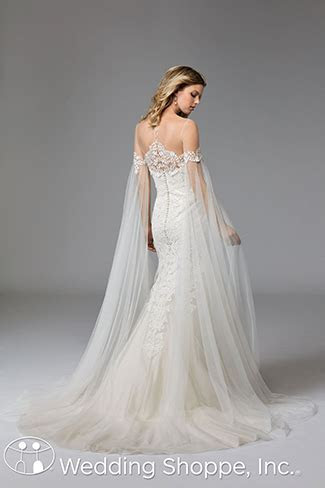 Wtoo Bridal Gown Ellie (Cape Only) / 17902 in 2019
