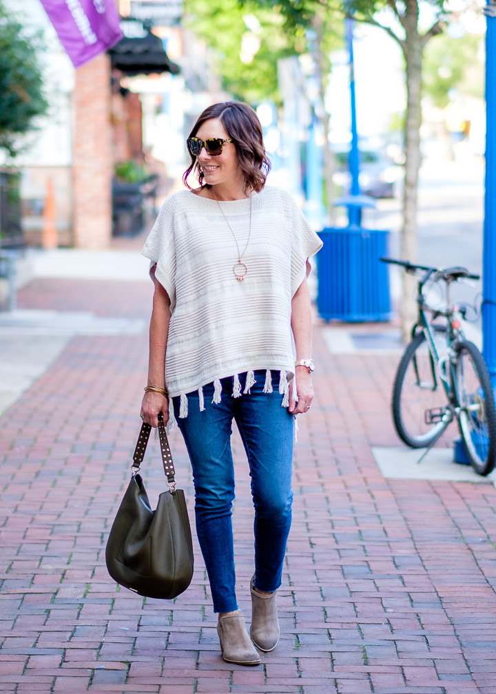 7 chic ways to turn your summer clothes into fall outfits
