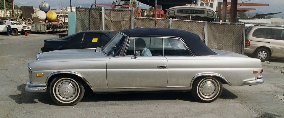 IMCDb.org: 1969 Mercedes-Benz 280 SE Convertible W111 in ...