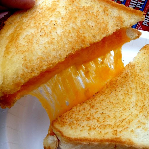 Grilled Cheese Sandwich @ Thunder Bay Regional Hospital by istargazer