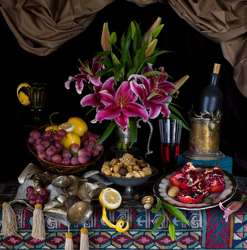 Still life - The lilies