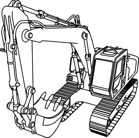 bulldozer clipart color bulldozer color transparent