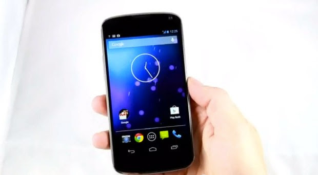 Nexus 4 official LG's Android 42powered smartphone