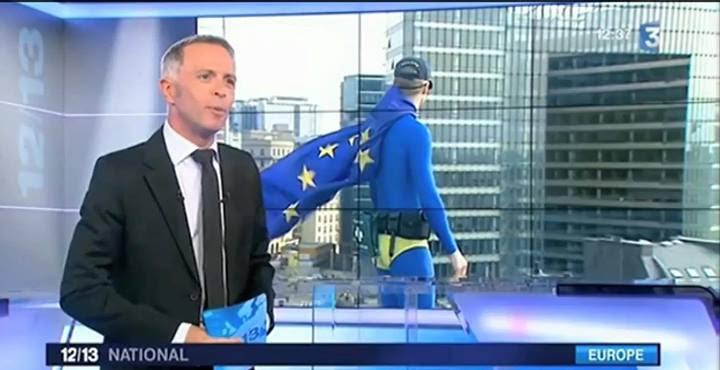 1899772 10152576447277612 5674349925459965020 o Avec l'invention grotesque de « Captain Europe », la propagande européiste prouve qu'elle est aux abois