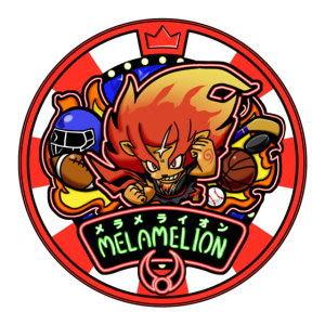 妖怪ウォッチ 妖怪メダルドリームusa 01 3メラメライオン Qrコード