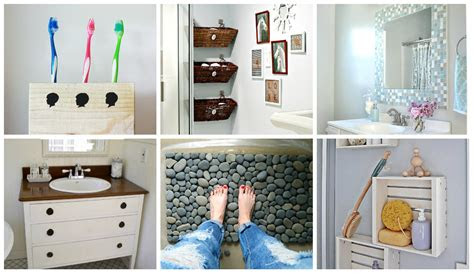 diy bathroom ideas diy thought