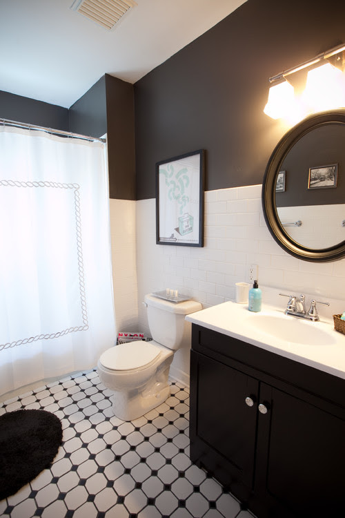 8 Inexpensive Bathroom Updates Anyone Can Do (PHOTOS ...