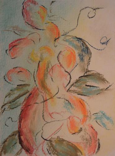 Flowers Study _ 8262 - 500