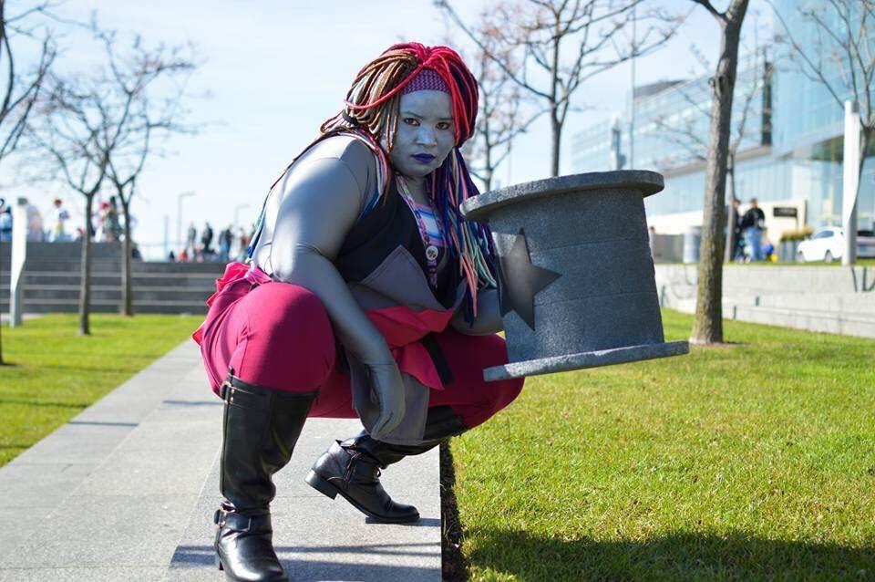 Bismuth cosplay 😍