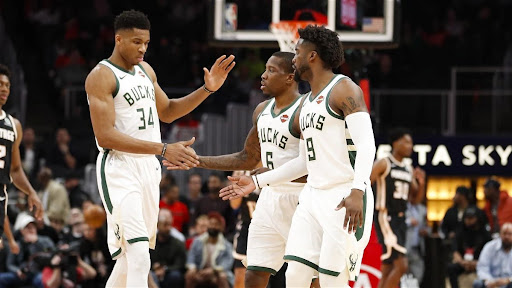 Avatar of Giannis Led Milwaukee Bucks Recieve Huge Boost Ahead of Vital Opener Against Boston Celtics