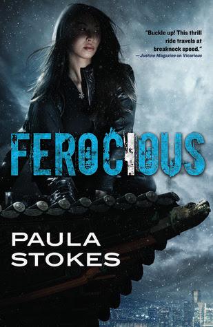 Ferocious (Vicarious, #2)