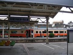 竹東站專列