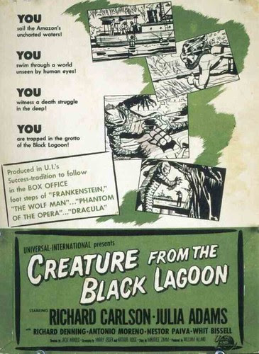 Creature from the Black Lagoon 01