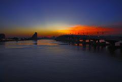 Good Morning Sunrise,The World Says Hello!