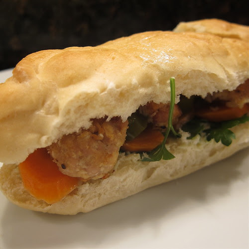 Meatball Bánh Mi
