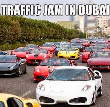 Kalau ada yang bertanya kota apa yang terbaik ketika ini di penjuru dunia  ketika ini 7 Hal Unik yang Hanya Ada di Dubai