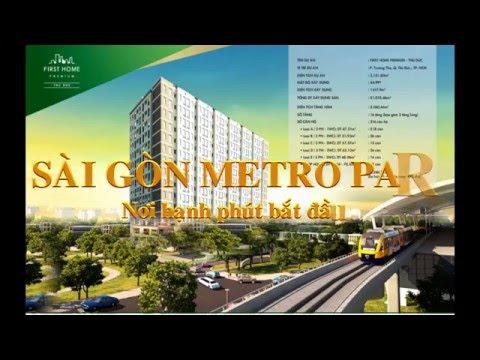 Căn hộ Sài Gòn Metro Park Thủ Đức
