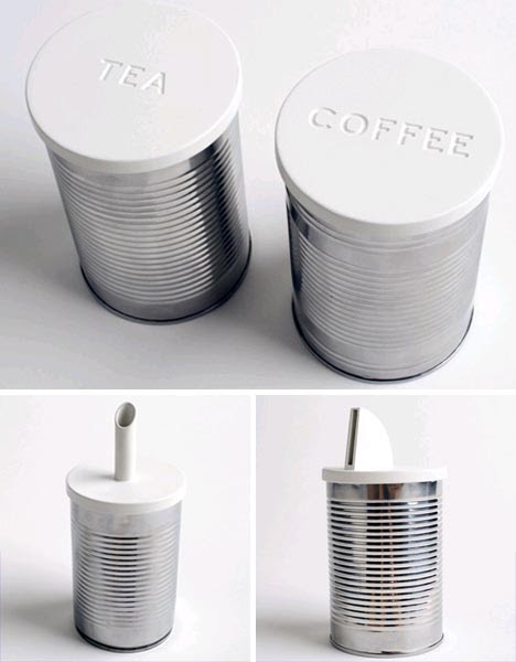 tin can upcycling