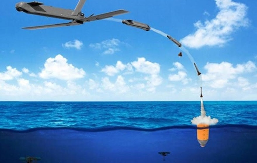 Image result for The Navy wants to hide drones in oceans around the world