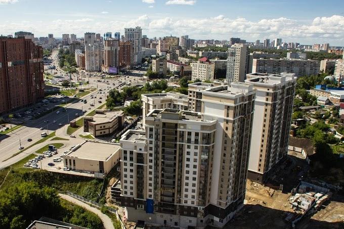 Новосибирская область занимает первое место в Сибири по строительному заделу