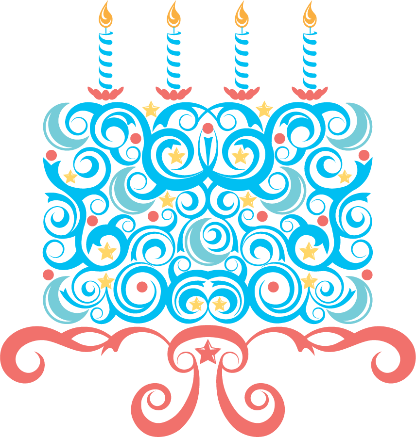 Birthday Cakeclip Art Illustrations Clipart Guide
