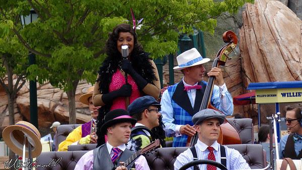 Disneyland Resort, Disney California Adventure, Buena Vista Street