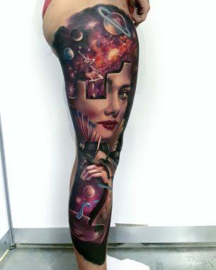 Leg Tattoos Best Tattoo Ideas Gallery