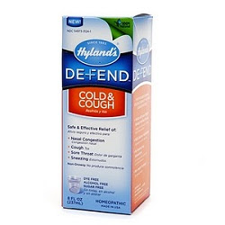Hyland's Defend Cold Relief $1 of Hylands Defend Coupon = Free at Rite Aid