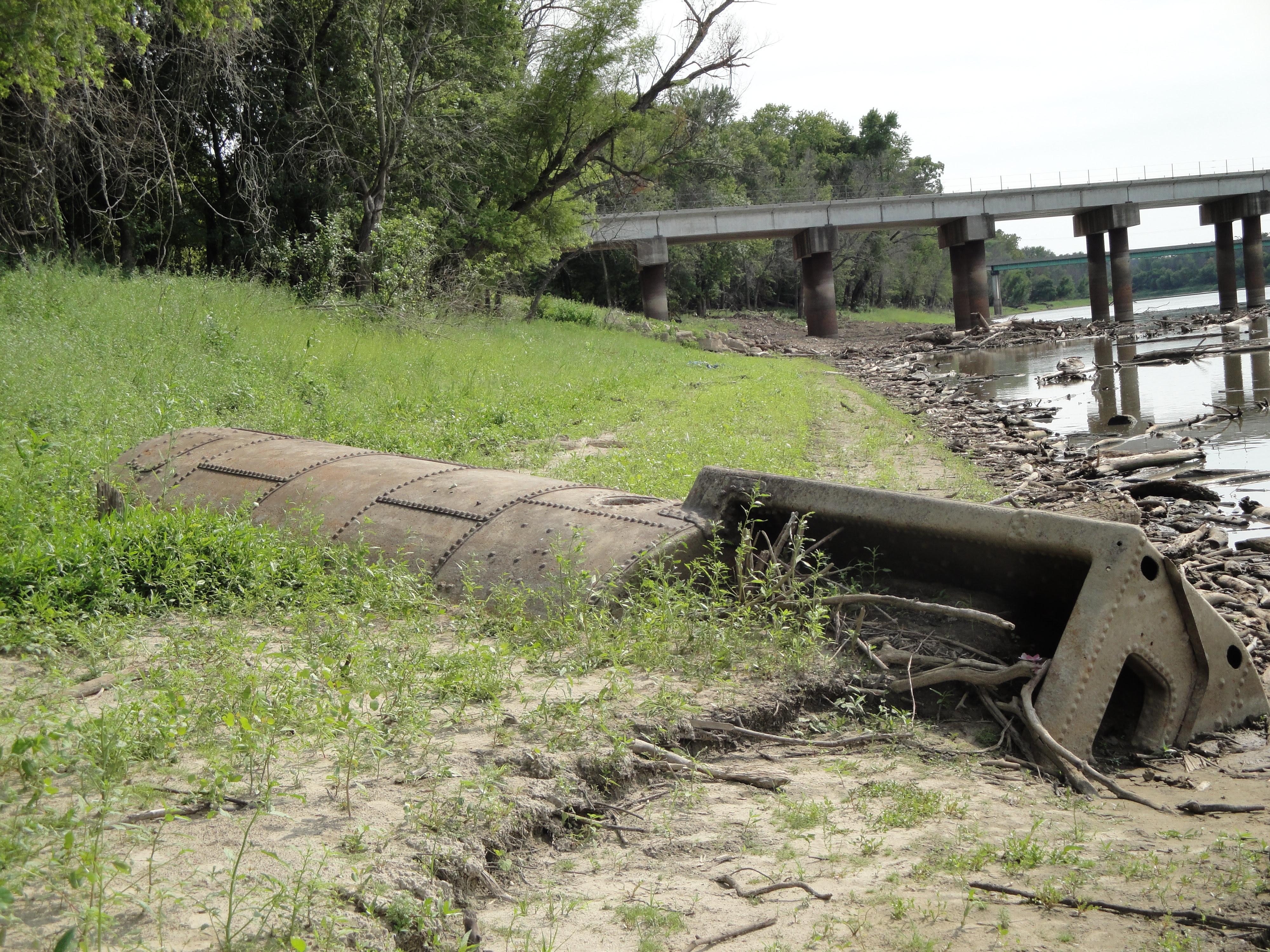 Gasconade River, August, 2012, WHelle@cwgins.com