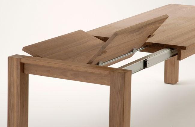 Mobili lavelli progetto tavolo allungabile fai da te - Tavolo pieghevole fai da te ...