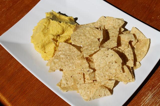 Golden beet hummus recipe