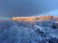 Geneva in Winter