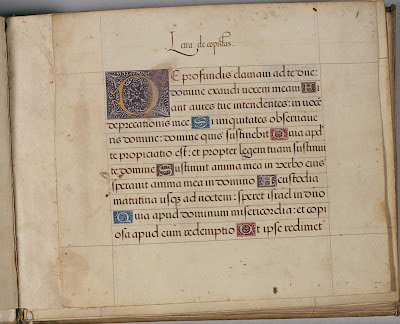 letra de copistas - manuscript illumination examples