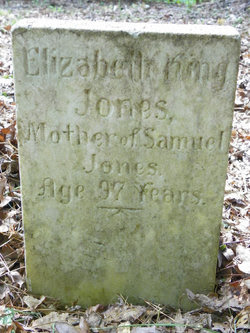 Elizabeth <i>King</i> Jones