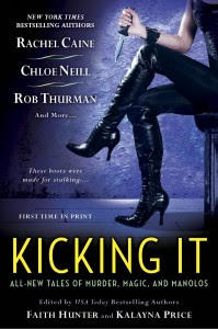 Kicking It Cover