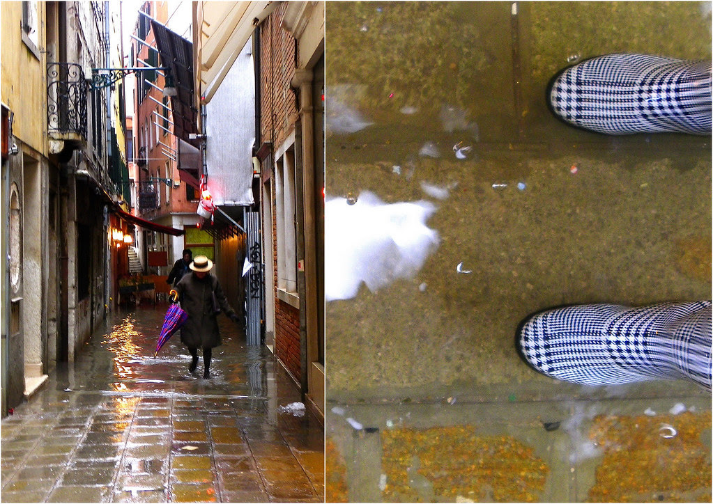 Wear Your Galoshes