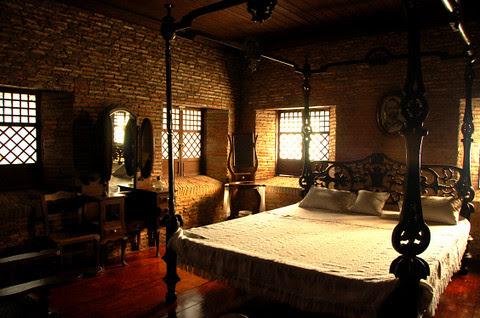 Juan Luna's bedroom