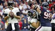 Texans 25, Ravens 13