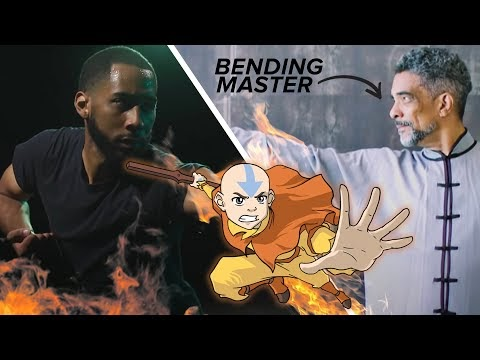 Avatar Expert Trains Us Like Aang For 30 Days