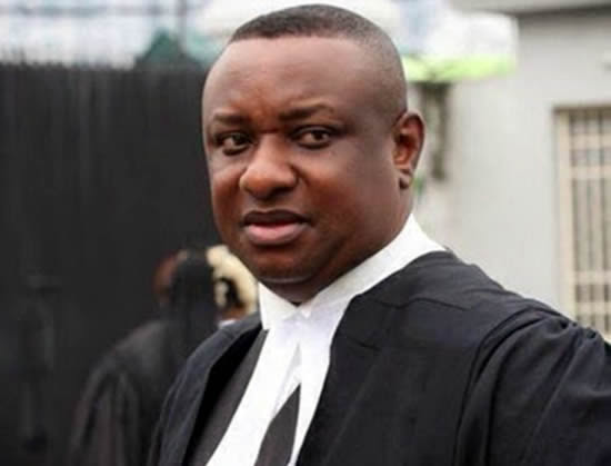 Image result for Festus Keyamo Chambers, counsel to Stephanie Otobo