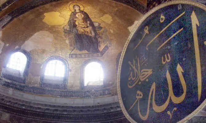 Η προφητεία που επιβεβαιώνεται: «Όταν η Αγία Σοφία γίνει τζαμί τότε …»