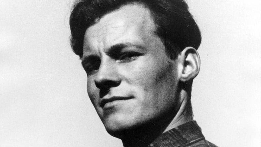 Willy Brandt, en 1937 durante su exilio.